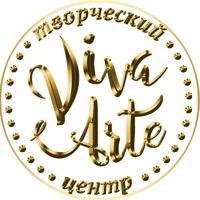 Логотип Творческий центр Viva Arte