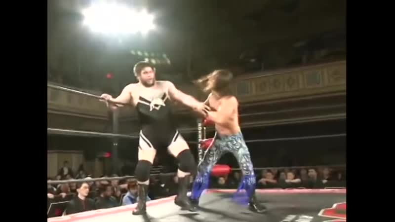 The Young Bucks vs. Kevin Steen El Generico (Final Battle 2009)