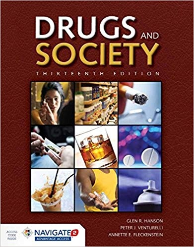 Drugs and Society, Thirteenth Edition