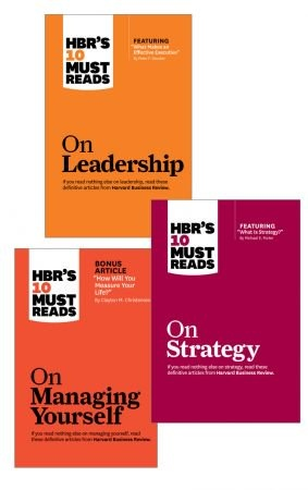 The HBR s 10 Must Reads Leader s Collection (3 Books) - Harvard Business Review