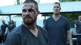 Arrow 7x01 Oliver fights back Ending Scene (2018) Season 7 Premiere