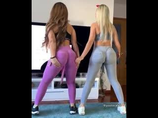 Paola Skye & Melanie Shark