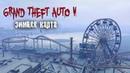 Grand Theft Auto V - ГТА5 ОНЛАЙН ЗИМНЯЯ КАРТА / ЛОС КАСТОМС ПИСТОЛС САНТАС БИЧ БАХУНА БУРГЕР