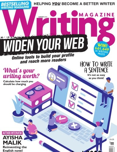 Writing Magazine - August 2019