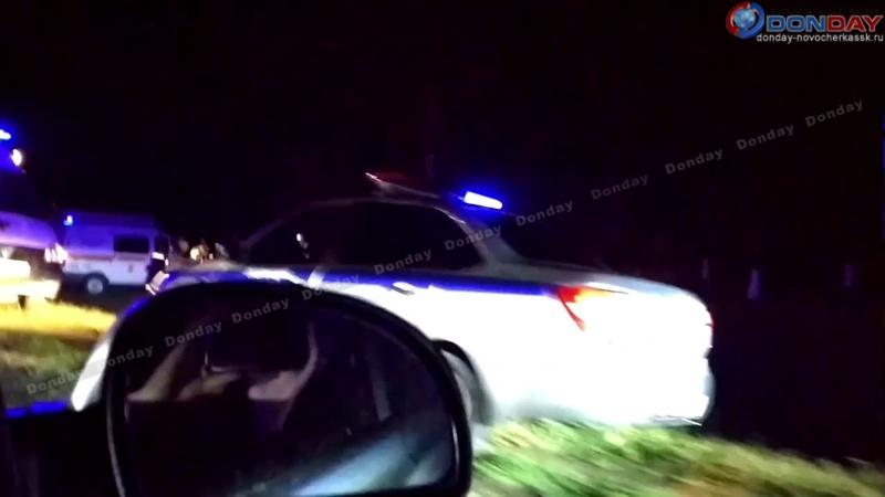 Donday Жительница Новочеркасска погибла в ДТП на трассе