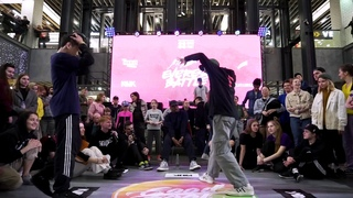Everest battle  | Hip-Hop PRO | Semi-Final | Laran (win) vs Lil Banza