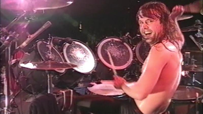 Metallica - Mountain View '89 | 720p60fps [ProShot] [Justice Box Set DVD]