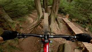 GoPro Best Line - Imonator - Mt. Fromme, BC