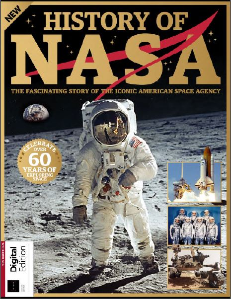 All About History History of NASA - 2nd Edition 2019