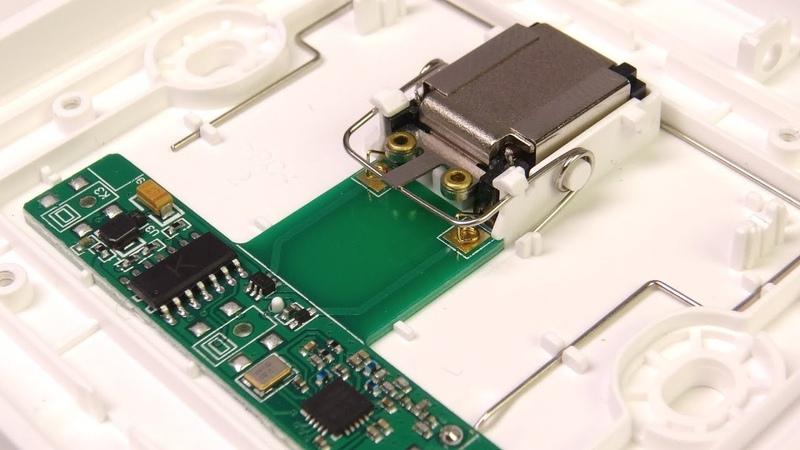 Беспроводной выключатель от Zemismart без батареек