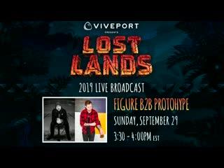 Figure b2b protohype live @ lost lands 2019