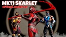 MK11 SKARLET First Review and Gameplay in Mortal Kombat Mobile