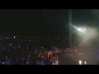 Выступление Rich The Kid с треком Plug Walk в Одессе
