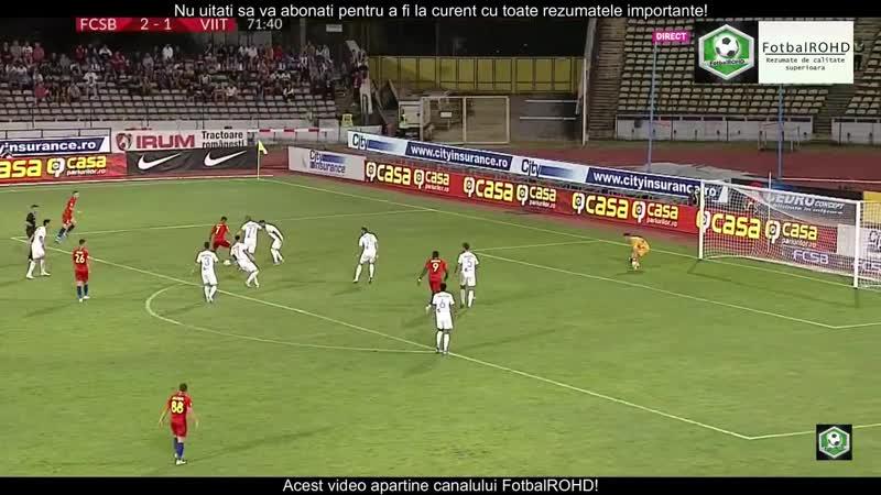 FCSB vs Viitorul 2 1 Rezumat HD Liga 1