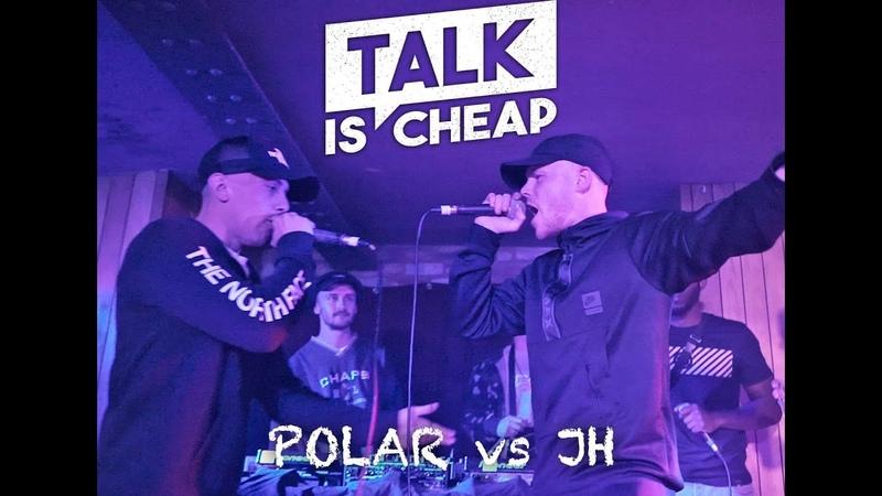 TALK IS CHEAP JH VS POLAR GRIME CLASH INITIATION TALKISCHEAP GRIME CLASH