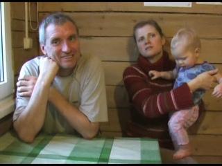 Бабичье дело, Документальный фильм о домашних родах, 2009, Часть 2 из 2