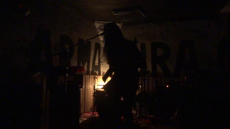 Black Ass Ш Л Ю Х А Котик cover Live @ Armatura 17 03 2019
