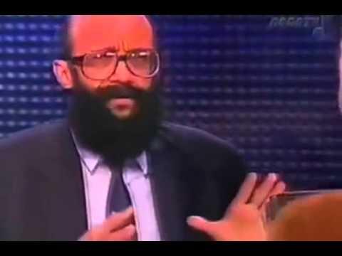 Dr Enéas responde sobre homossexualismo a Gabi