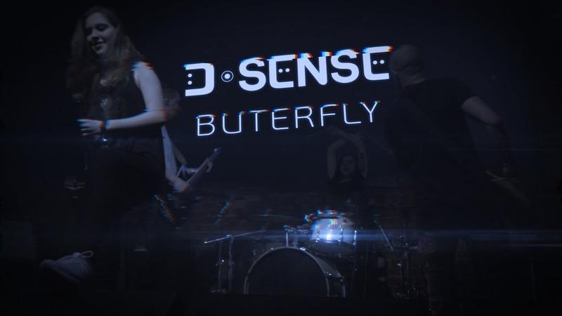 D-SENSE - Butterfly