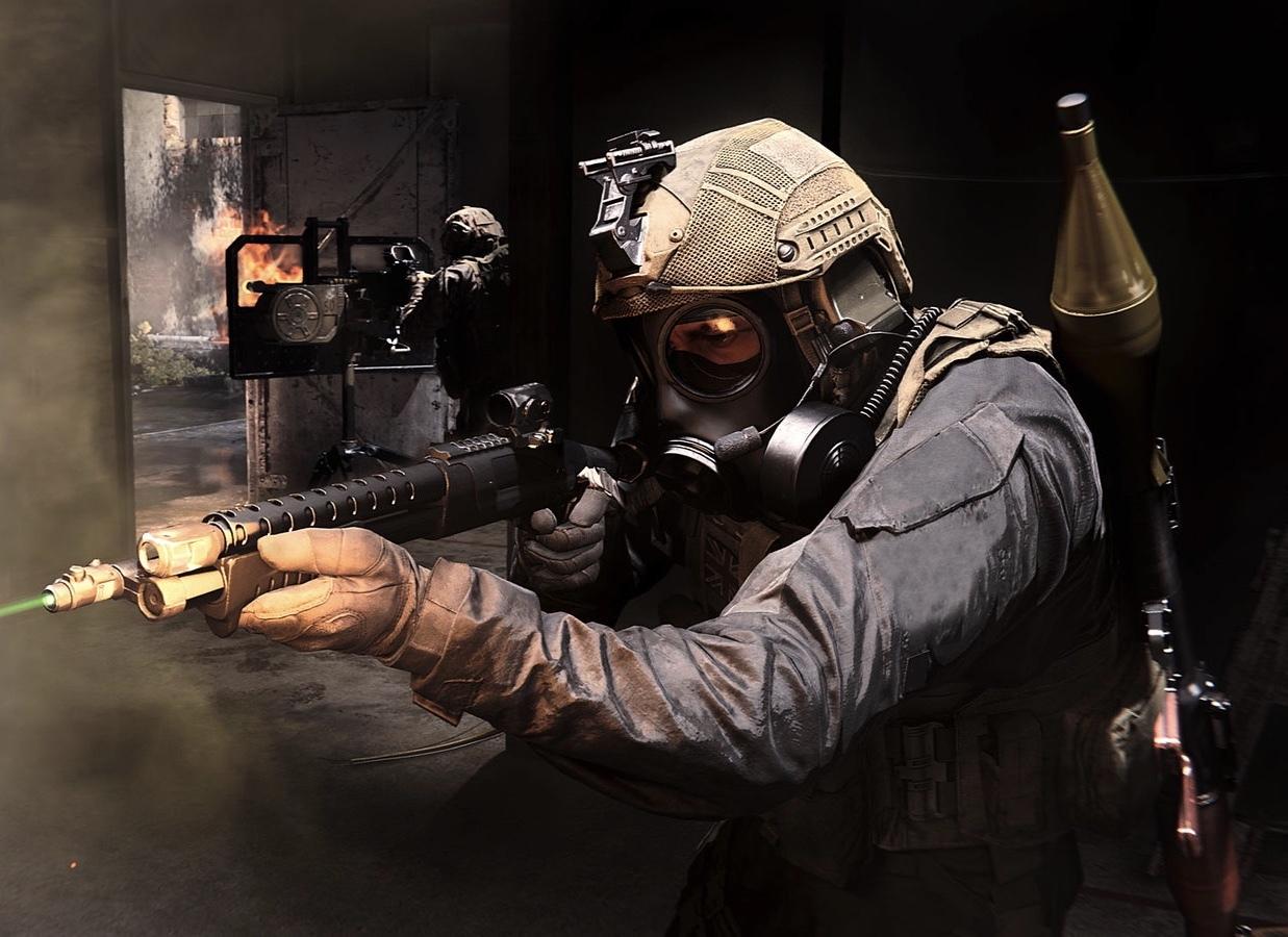 ? Sony объявила подробности тестирований Call Of Duty Modern