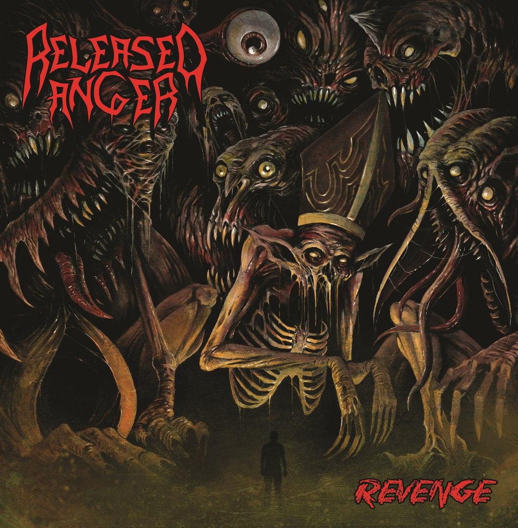 Released Anger - Revenge