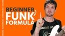 Beginner Funk Bass Made Simple (Bootsy's Funk Formula)