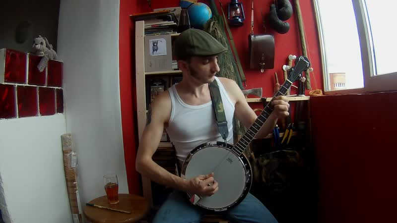 Cooley's Reel irish tenor banjo