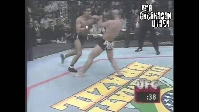 Vitor Belfort vs Wanderlei Silva Витор Белфорт и Вандерлей Сильва