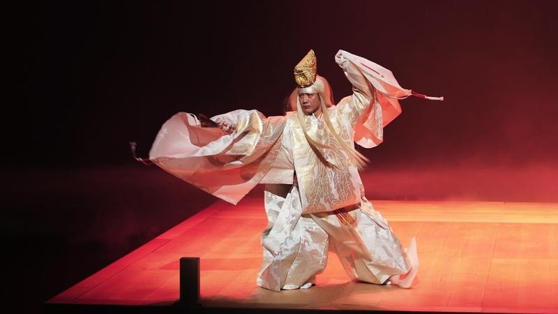 『MANSAIボレロ』 野村萬斎 世田谷パブリックシアター開場20周年記念 MANSAI Bolero