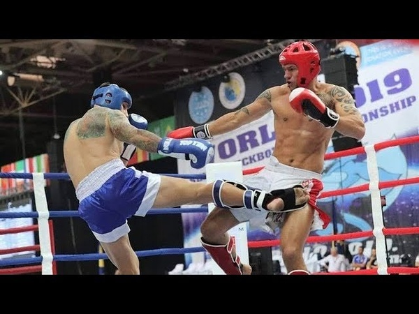 Vlad TUINOV vs Max SPODARENKO World Championship WAKO One eighth finals in the 75kg weight category