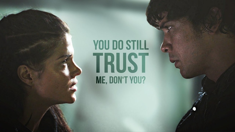 You do still trust me don't you bellamy octavia