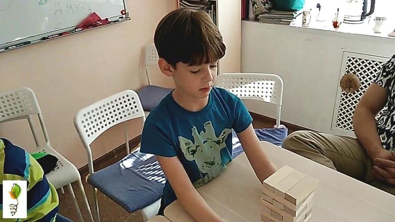 Фрагмент 5 занятия от 2 ноября 2019 года тренинга Звездочка для детей 2-5 классов (Новосибирск) » Freewka.com - Смотреть онлайн в хорощем качестве