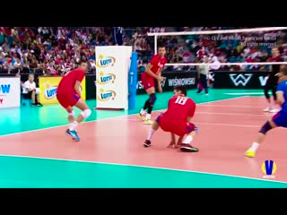 Monsters in Volleyball ● Compare #5