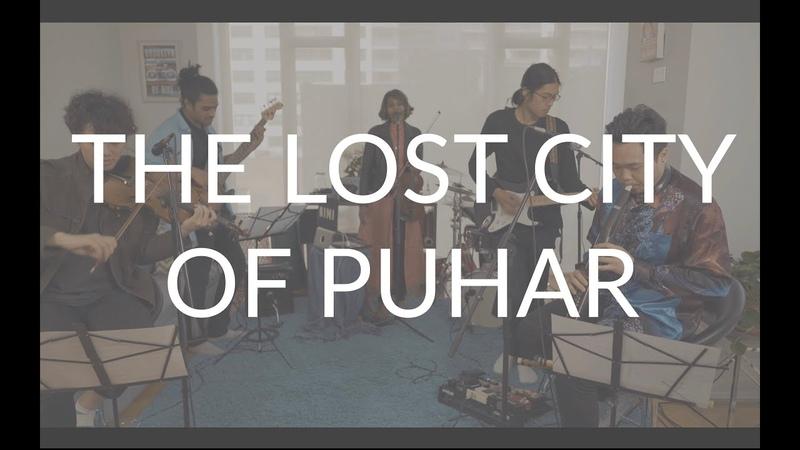Rini The Lost City of Puhar
