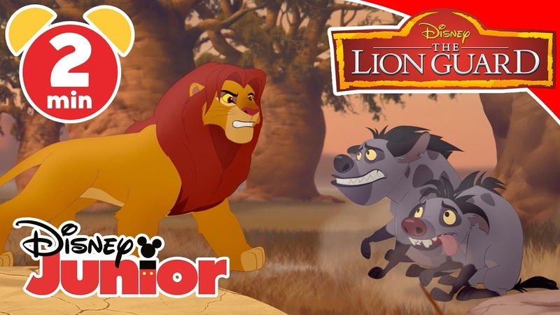 The Lion Guard L'esercito di Scar Disney Junior Italia