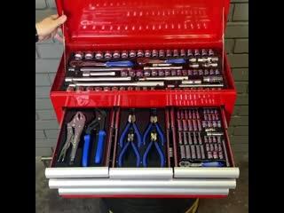 Крутой набор инструментов, подобный есть на али
