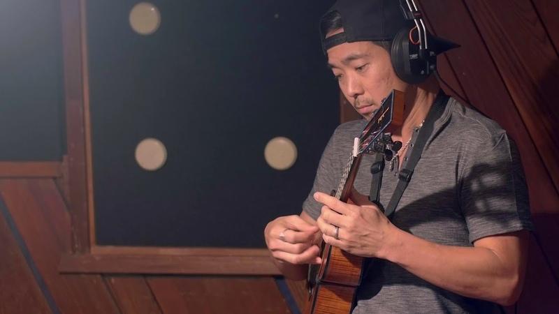 Jake Shimabukuro - Leonard Cohen's - Hallelujah from his new album 'The Greatest Day' - 8.31.18