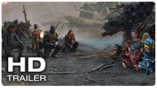 """AVENGERS ENDGAME """"Ironman Death & Avengers Tribute"""" Deleted Scene (NEW 2019) Superhero Movie HD"""
