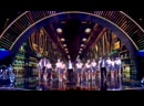 Line dancers CountryVive add a touch of glamour _ Britains Got Talent 2014