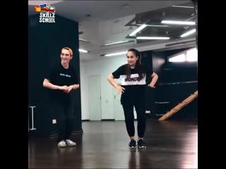 Skillz hip-hop choreo