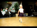McCutieTiny Irish Dancer 4 yrs old