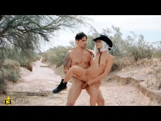 Emma hix overwatchers ashe smashed [all sex, blonde, outdoor, petite, blowjob, cowgirl]