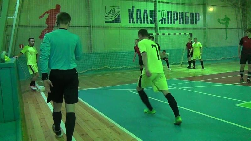 ФК Редуктор ФК УВЦ МГТУ 1 тайм