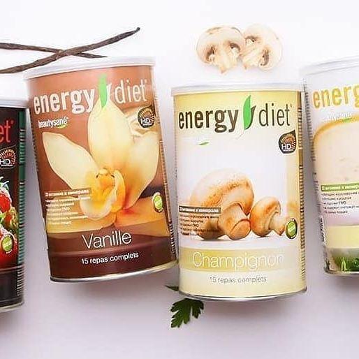 Напиток диет энерджи