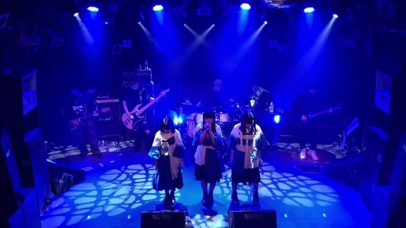 Polomeria Teito no sora Live at solo perfomance 2 Yogoreru mae no kimi to umi o kaita yo in Shinjuku MARZ 2020 03 17