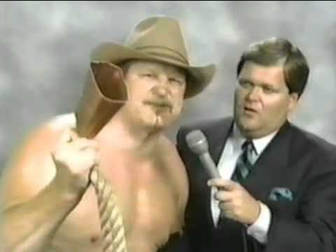 Stan Hansen vs Paul Drake