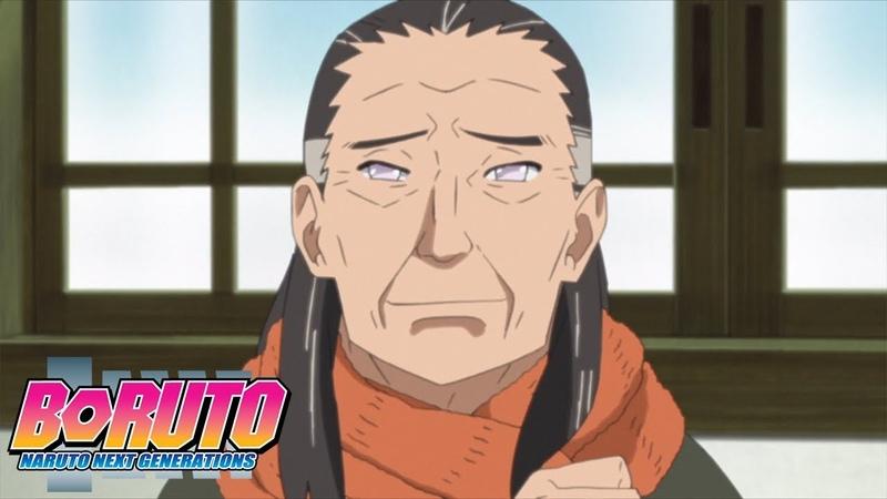Happy Birthday Hiashi   Boruto: Naruto Next Generations