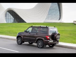 УАЗ Патриот с автоматической коробкой передач поступил в продажу