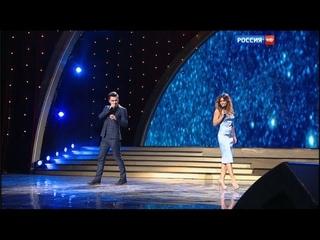 Дима Билан и Ани Лорак - Мир без любви твоей (Юбилейный концерт Юрия Энтина  HD 1080 p.)