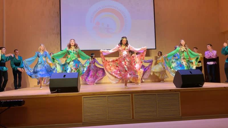 Цыганский танец.Адреналин